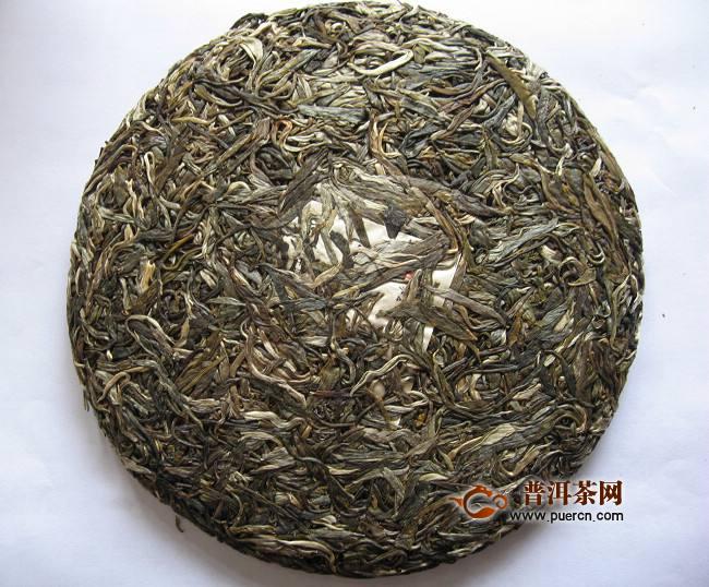 普洱茶撬茶的方法