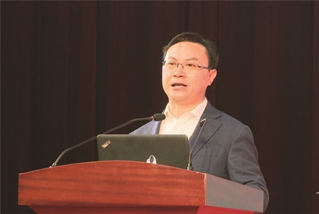 刘仲华:打造嵊州茶叶好品质 提升产品国际竞争力