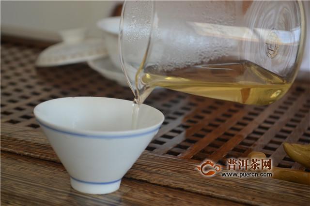 茶如人生,苦中带甜