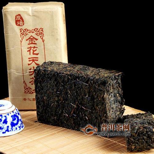 安化黑茶的收藏价值