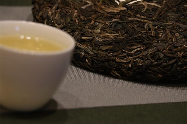 品饮普洱茶的一般步骤是