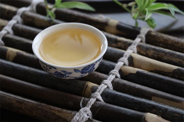 茶之净,如同时光流水