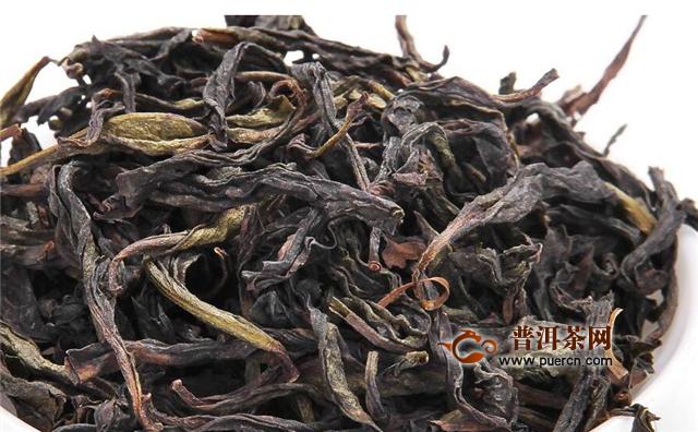 祁门红茶与大红袍图片