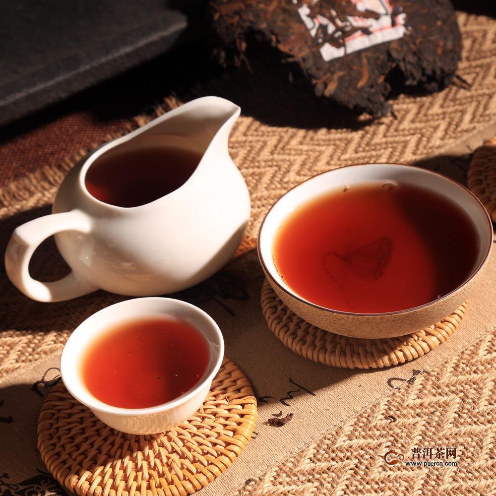 黑茶的冲泡方法与技巧