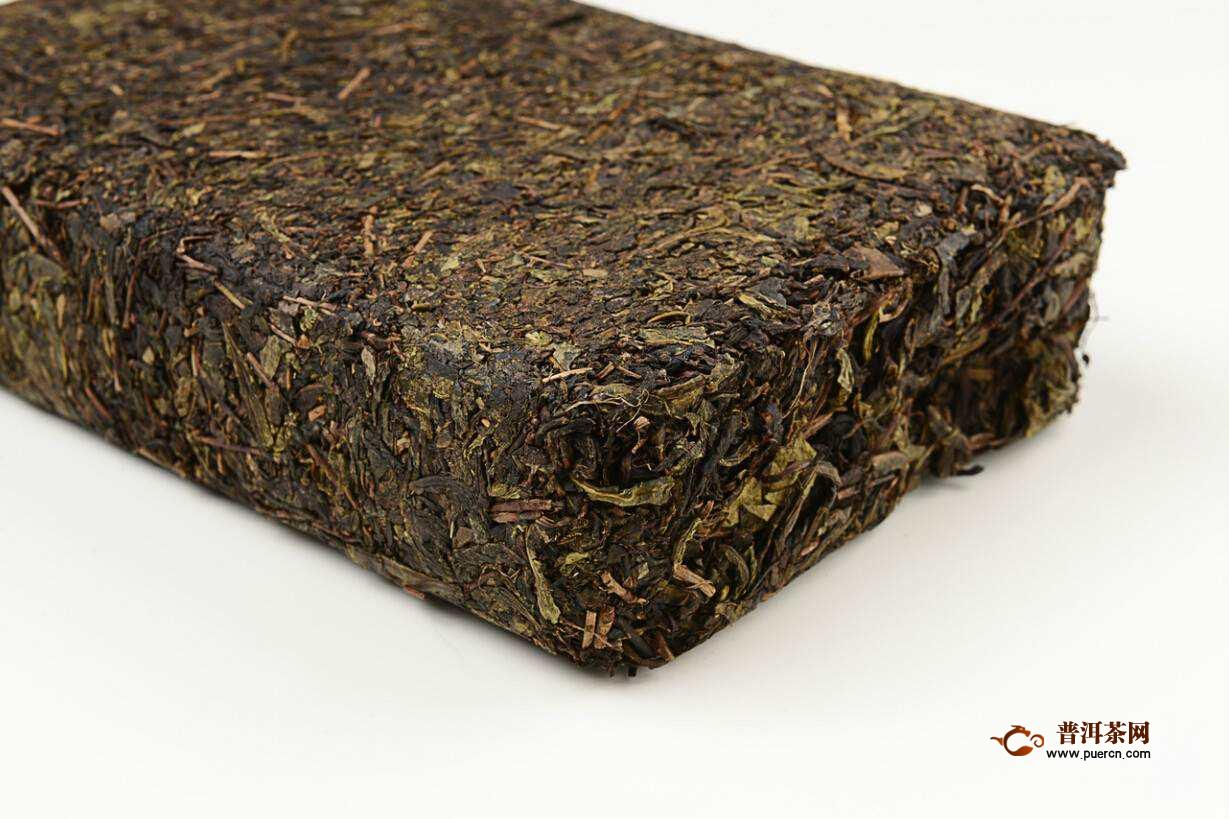 茯砖茶是什么茶?茯砖茶简介!