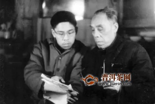 滇红之父冯绍裘,同时也是安化茶业功勋