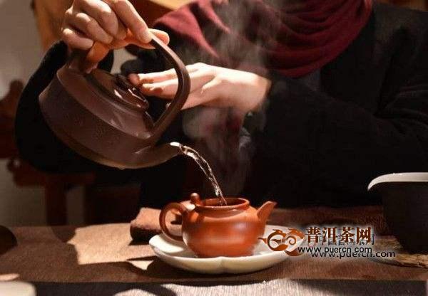 夏天可以喝泾阳茯砖茶吗?
