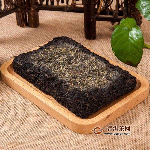 什么样的茯砖茶才算是老茶?