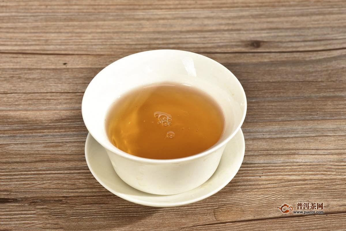 早上喝茯砖茶的七大好处!