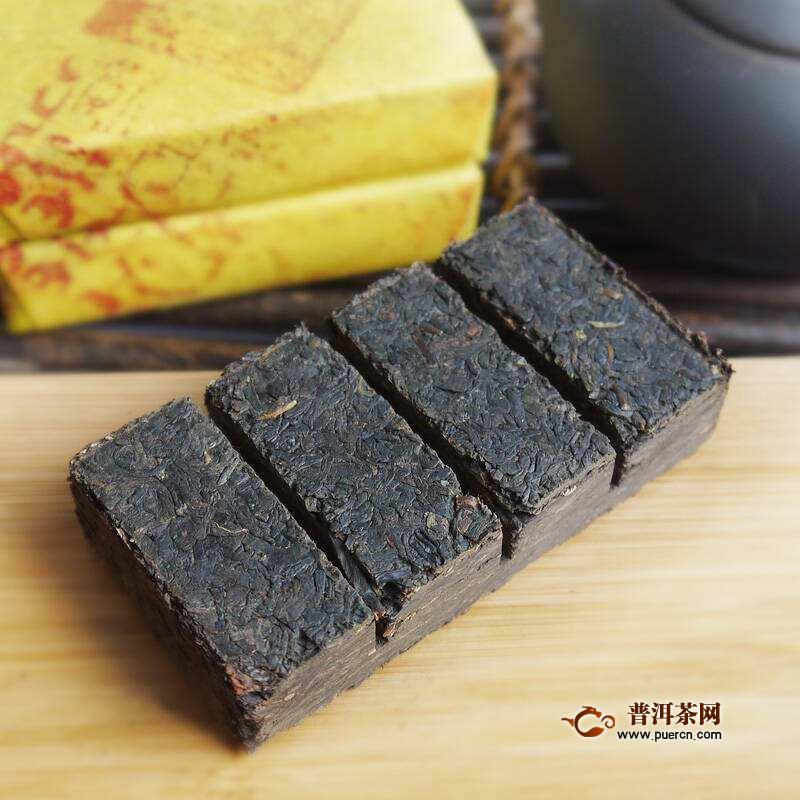 四川边茶加工技术