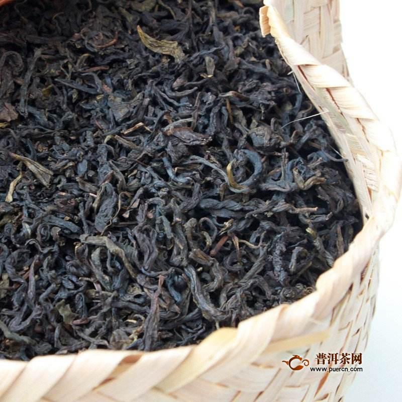 四川南路边茶制作工艺