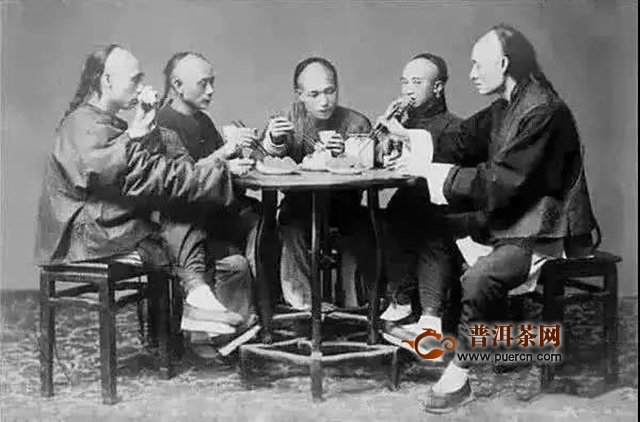 """""""衫可以少买 茶吾可以吾饮""""论粤式早茶重要性"""