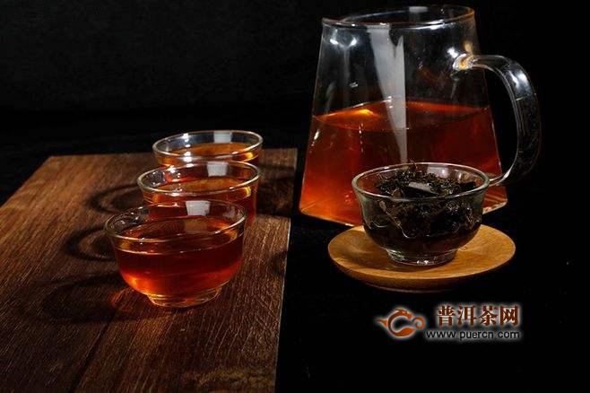 四川边茶储存方法