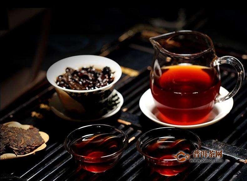 夏天喝茯茶的三大好处