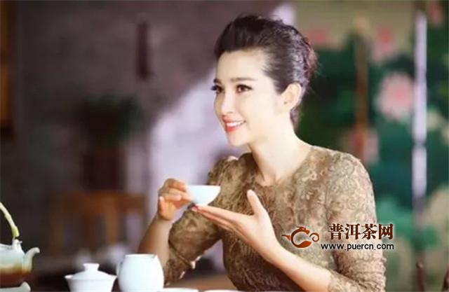 女人能喝茯茶吗?喝茯茶的女人不一般