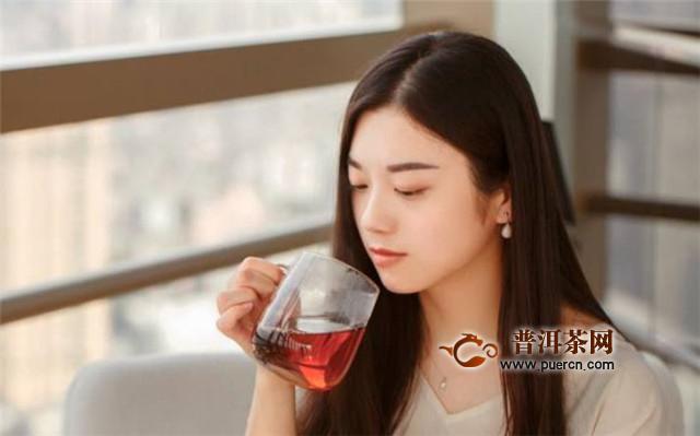 女生喝茯茶有什么好处?既漂亮又健康