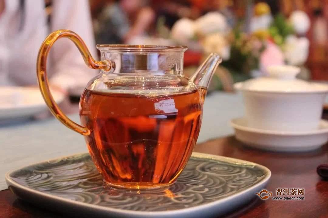 茯茶的保健功效