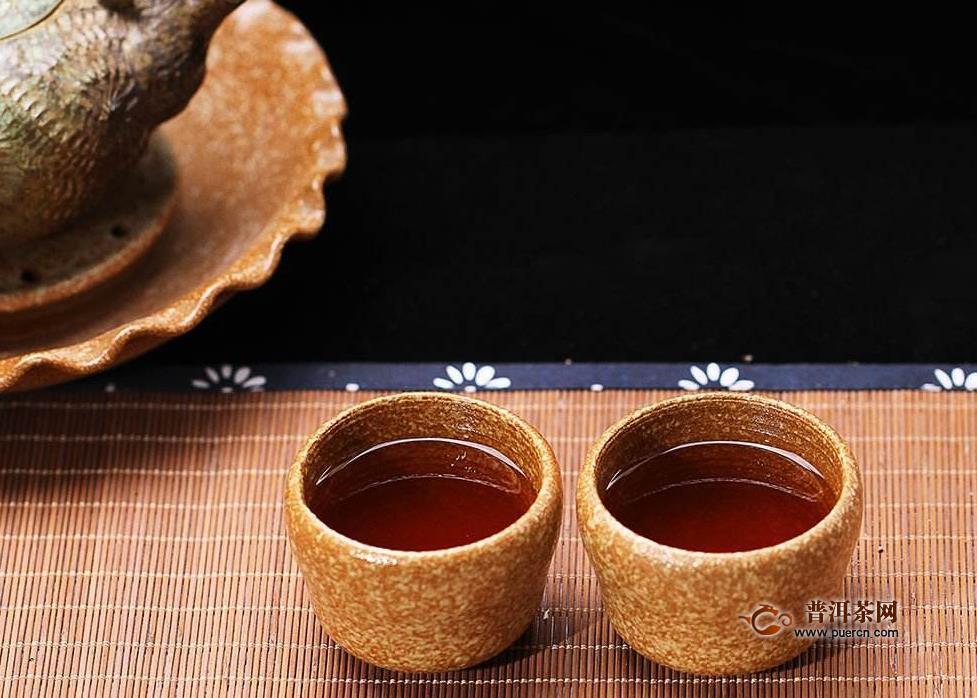 刚喝黑茶的五种反应,会出现出现浑身无力等症状!
