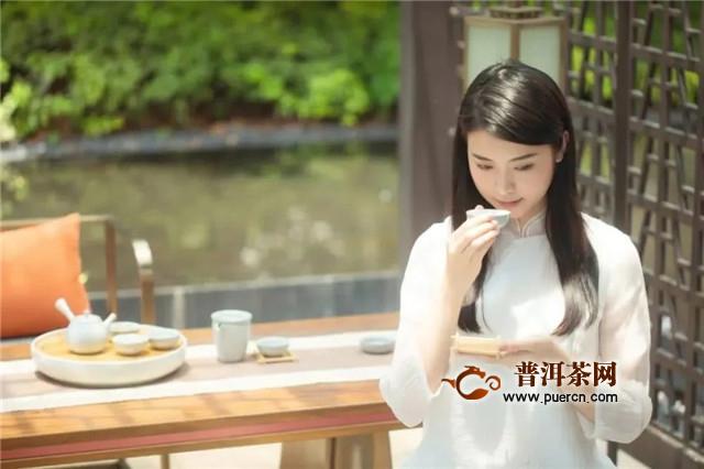 爱喝茶的人,总感觉与众不同