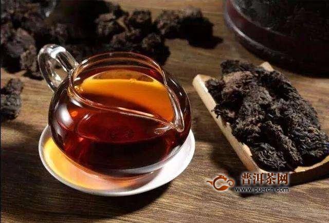 长期饮用天尖茶对身体有哪些好处