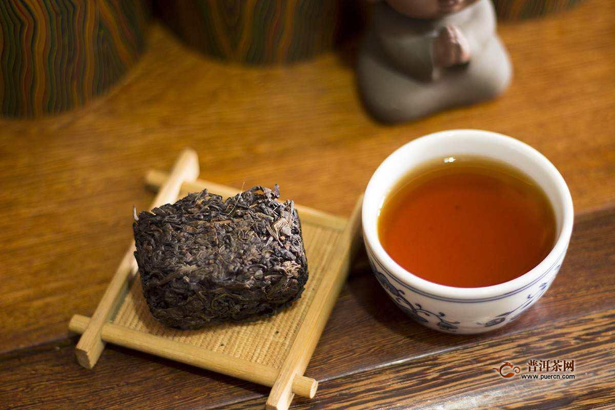 康砖茶的功效与作用