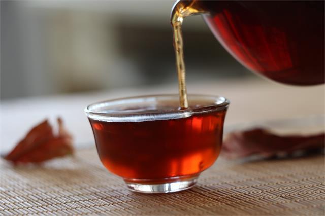 【普洱茶新手入门知识】普洱茶熟茶