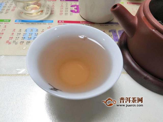 甜润生津爆满口:2019年七彩云南紫嫣生茶200克试用报告