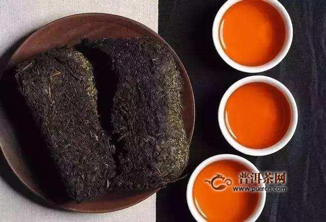 黑砖茶有什么历史发展?原料等级是什么?