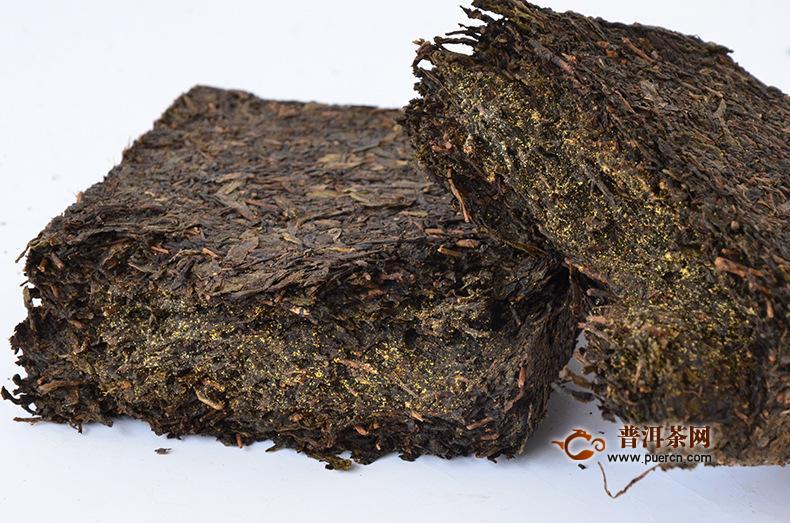 黑砖茶和伏砖茶的区别是什么