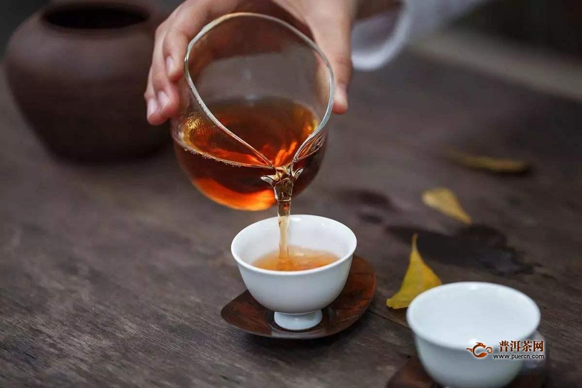 黑砖茶的功效,喝黑砖茶6种好处!