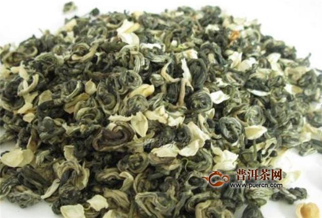 碧螺春、花茶与绿茶