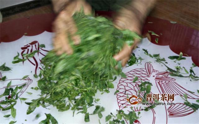碧螺春和绿茶的制作工艺不同