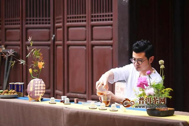 5.21大益全国奉茶活动:传递茶之大爱,为人类健康加油!