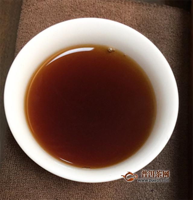 舍得用料,方见滋味:2020年兴海茶业班章生态宫廷熟茶