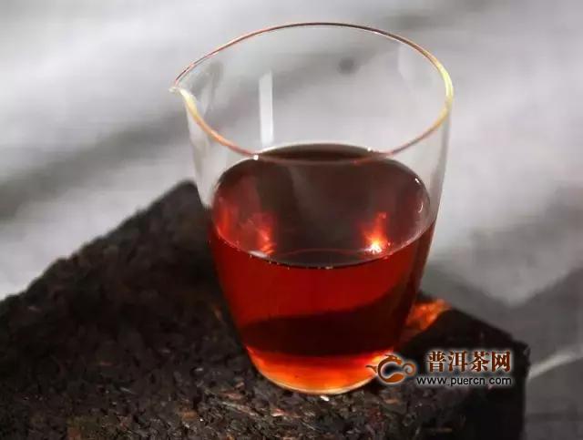 喝安化黑茶有什么功效与作用