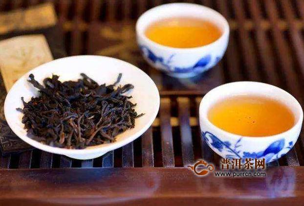 金茯黑茶的功效及其作用