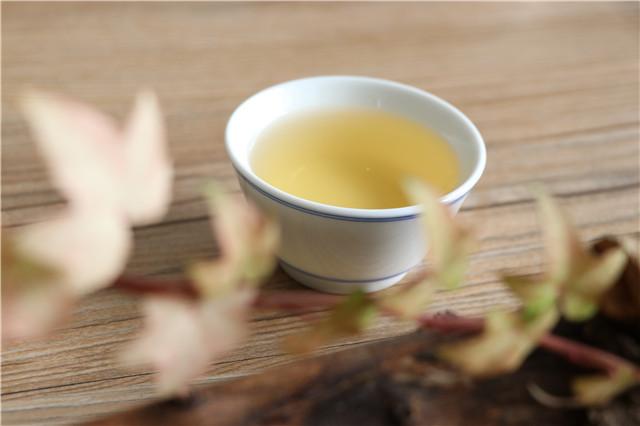与舒服的人在一起喝茶,最重要