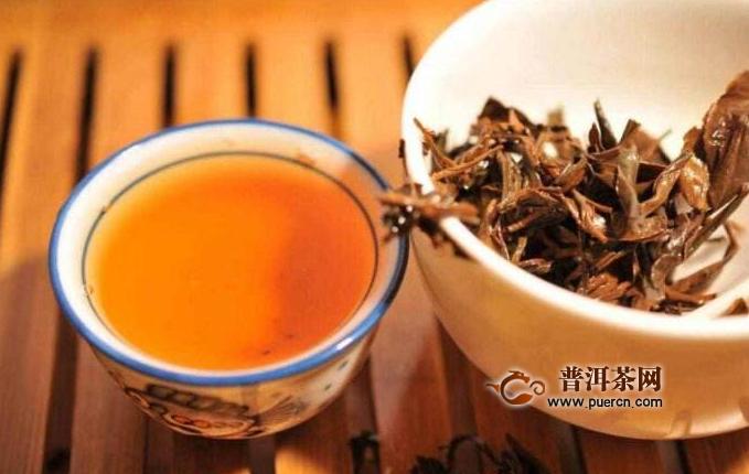 红茶的由来及其历史发展