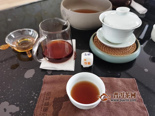 """渡我不渡""""它""""的雪藏:2019年洪普号雪藏熟茶357克试用报告"""