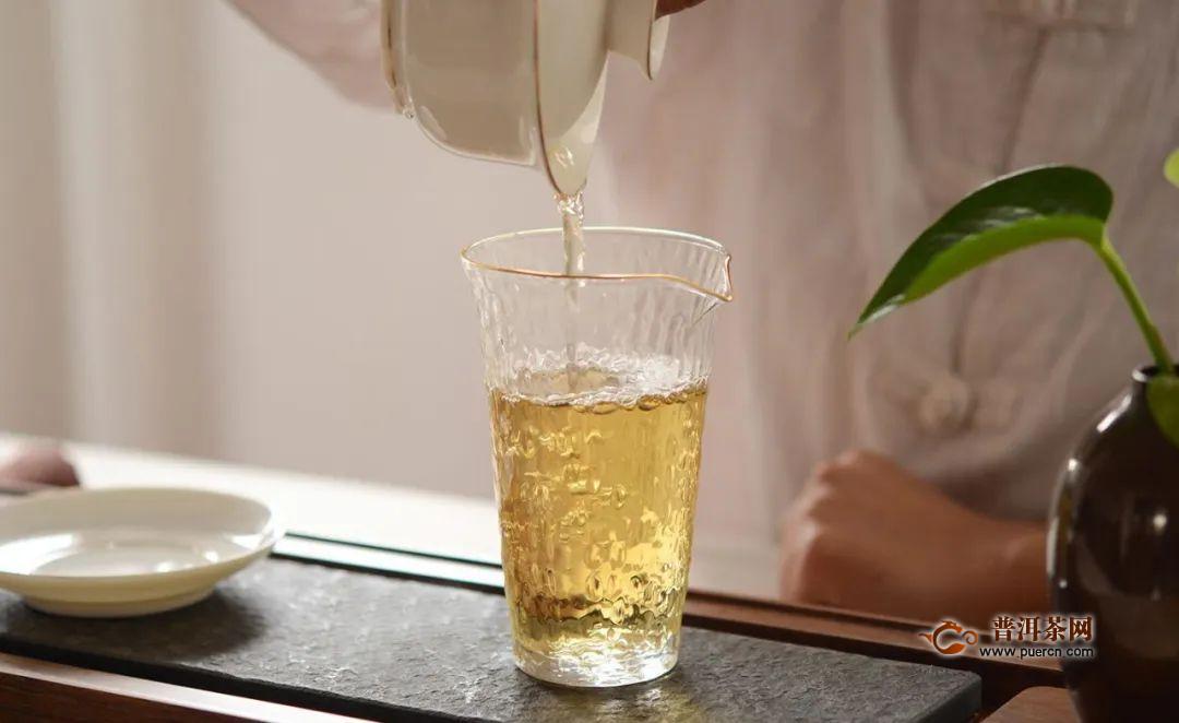 """普洱茶也谈""""挂杯"""",有没有错呀!"""