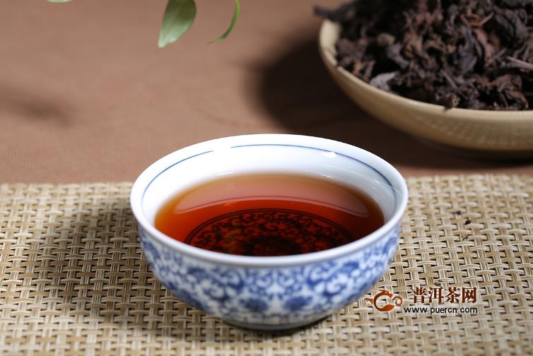 喝黑茶主要有什么好处