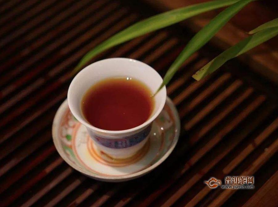 肉桂岩茶的功效和茶叶的属性