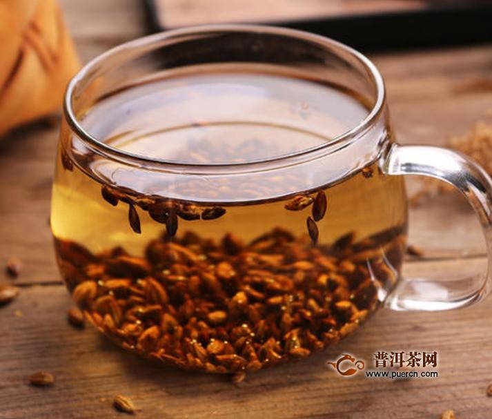 大麦茶有减肥的作用吗