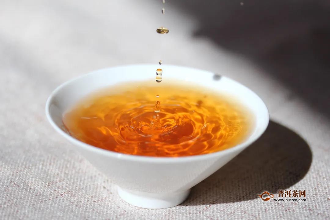 祁门红茶价值功能