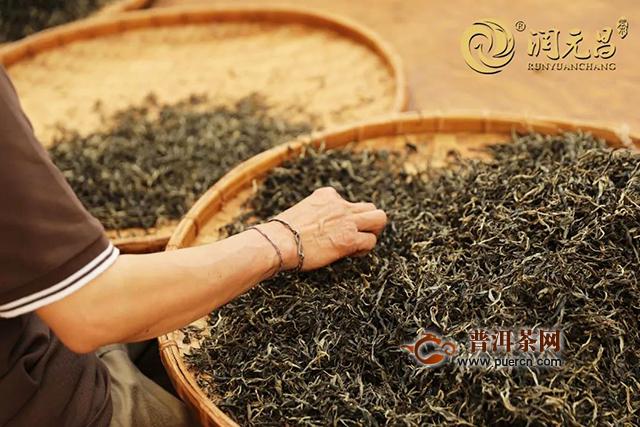 从润元昌八八青追溯普洱茶的仓储发展历程