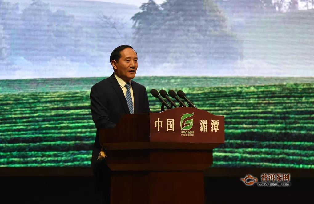 第十二届贵州茶产业博览会隆重举行!干净黔茶,迈向世界