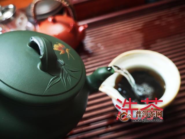 犹如雪中宝,藏于野香韵:2019年洪普号雪藏熟茶
