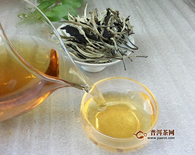 福建白牡丹白茶具备的功效