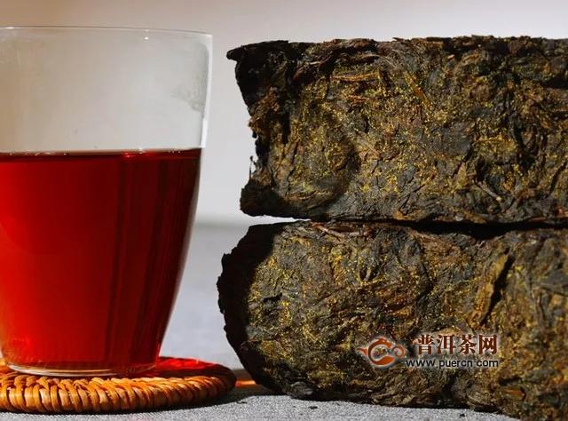 安化黑茶的功效及其作用