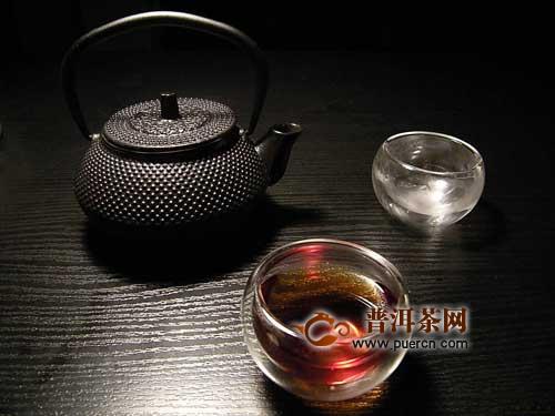 喝安化黑茶可以调理月经